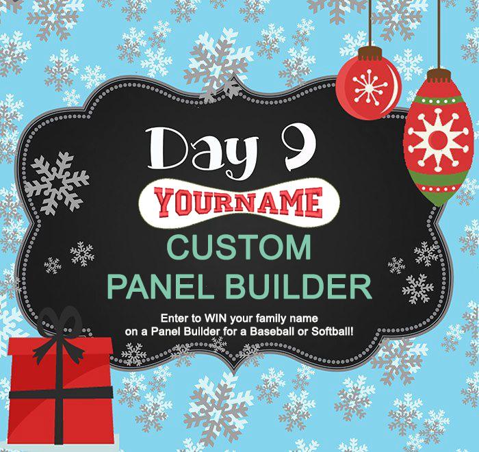 Day 9 – Custom Family Name Panel Builder