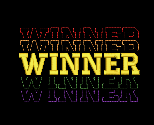 WINNERS – 12 Days of Giveaways