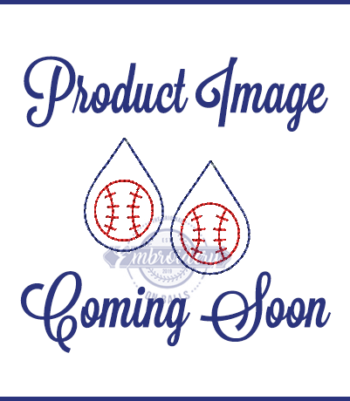 Baseball Softball Earrings Product Image Coming Soon