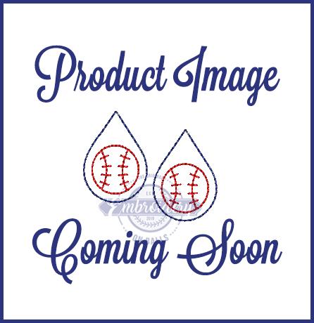 Baseball Softball Earrings Product Image Coming Soon