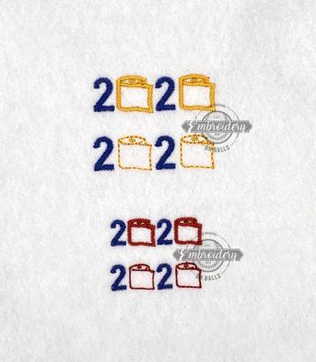 2020 Toilet Paper Design