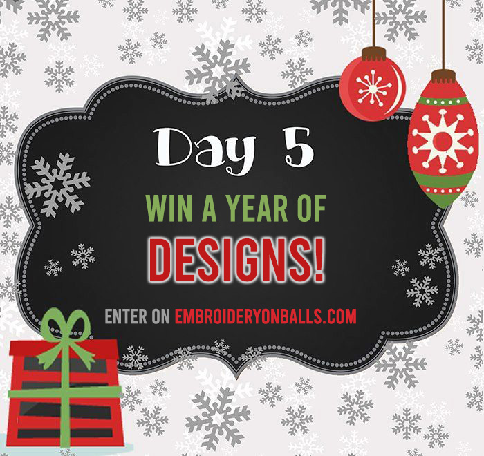 EOB Day 5 – 2020 – YEAR OF FREE DESIGNS – Nominate a Friend
