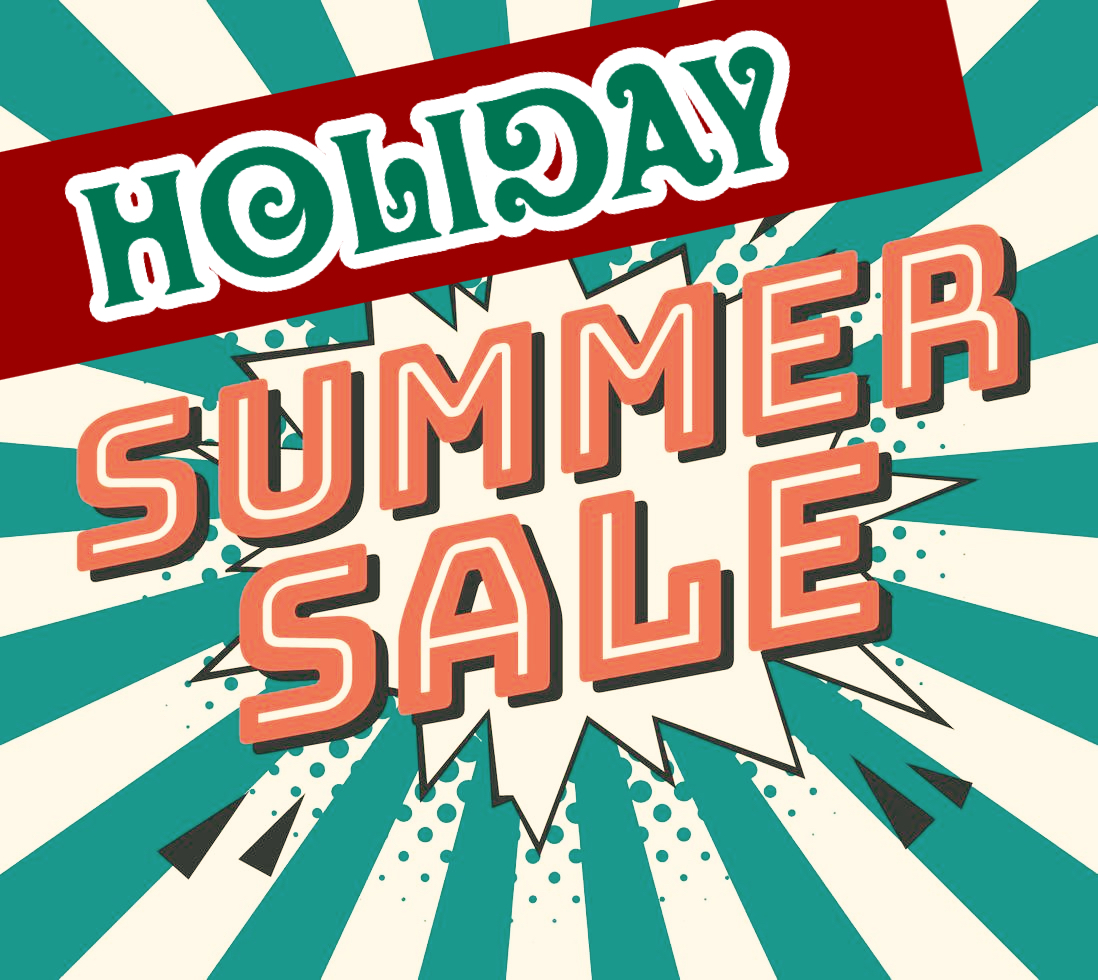 25 % OFF SALE ALL HOLIDAY!