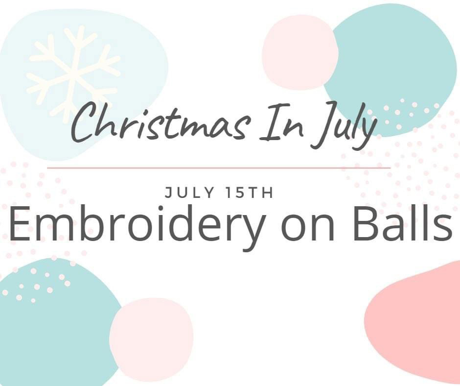 Day 5 – 3rd Annual Christmas in July – 2021 Celebrations!
